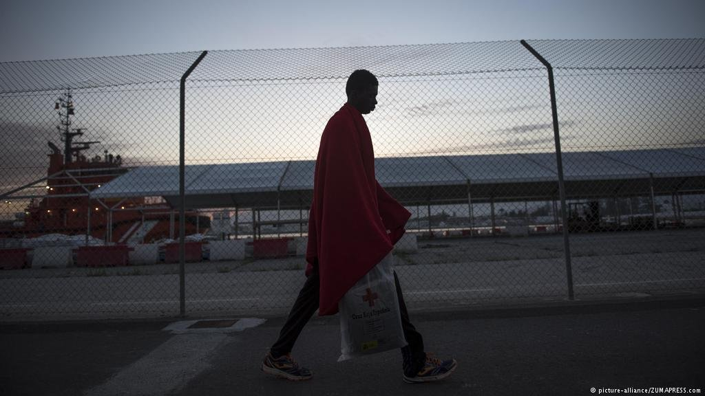 Many of the men in the study said that integration issues were just as traumatizing as their journeys to Europe | Photo: picture-alliance/ZUMAPRESS.com
