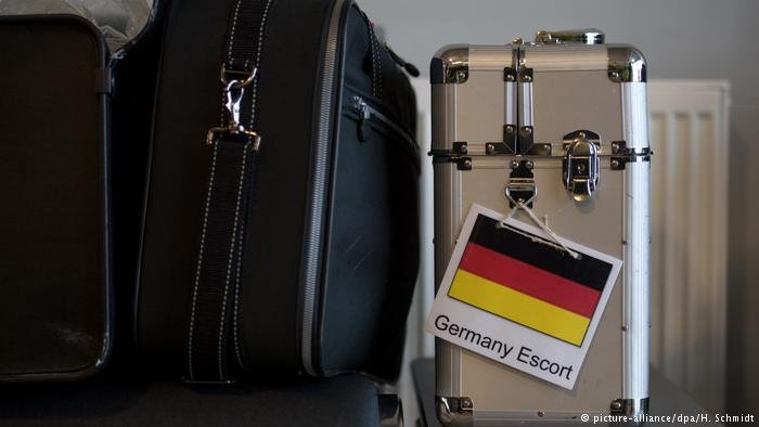 Baggage in Germany