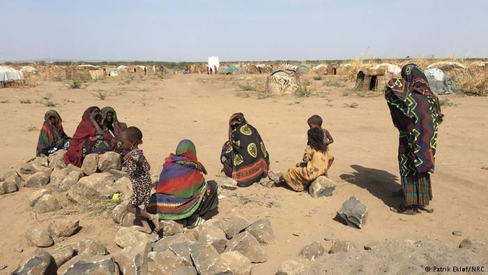 Village Asubuli in Ethiopia / Norwegian Refugee Council NRC