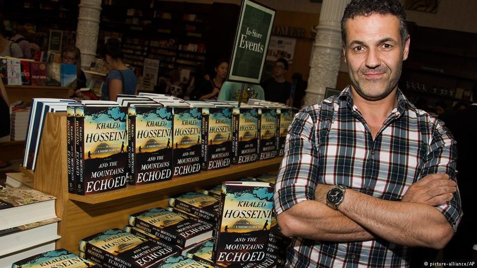 Khaled Hosseini in 2013