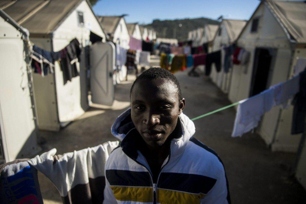 ansa/ أوضاع المهاجرين في جزر شرق بحر إيجة تزداد سوءا