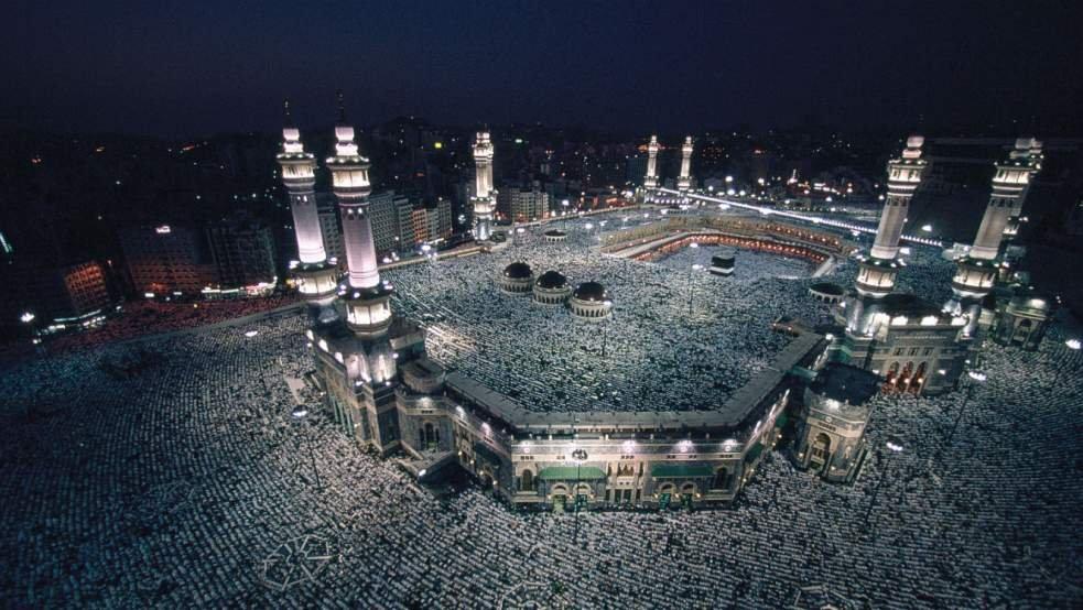 Reza, Getty Images |المسجد الحرام في مكة.