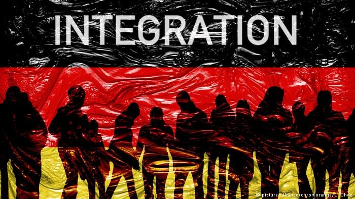 A new national intergration plan is being discussed in Germany