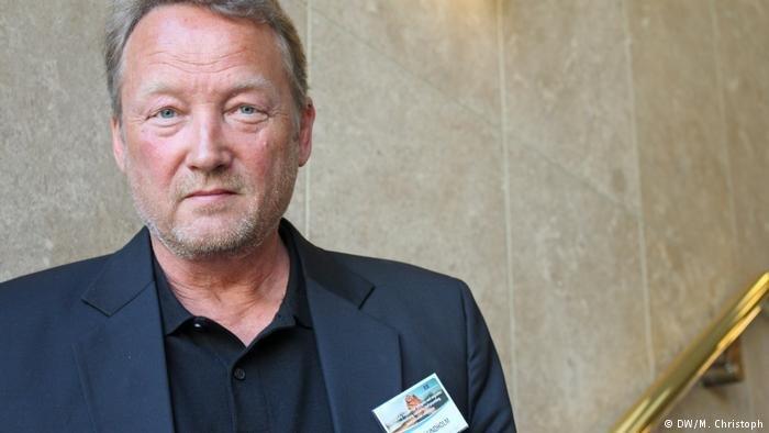 Mikael Lindholm: Aid worker or human trafficker?