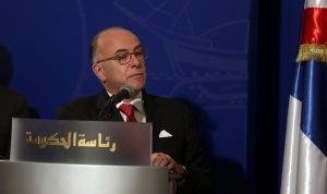رئيس الحكومة الفرنسية برنار كازنوف/ رويترز
