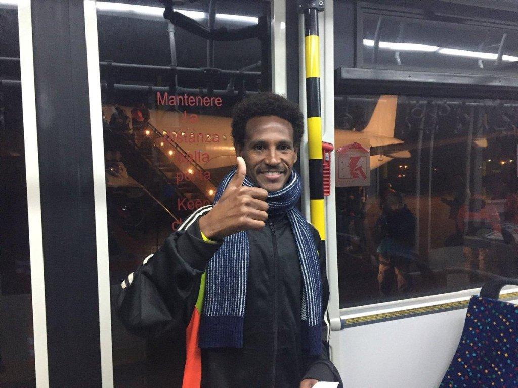 المهاجر الإريتري أمانويل/المفوضية العليا للاجئين