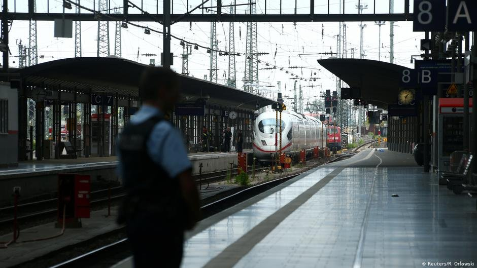 A Swiss resident is suspected of pushing a boy in front of a train in Frankfurt on July 29, 2019 | Photo: Reuters/R.Orlowski