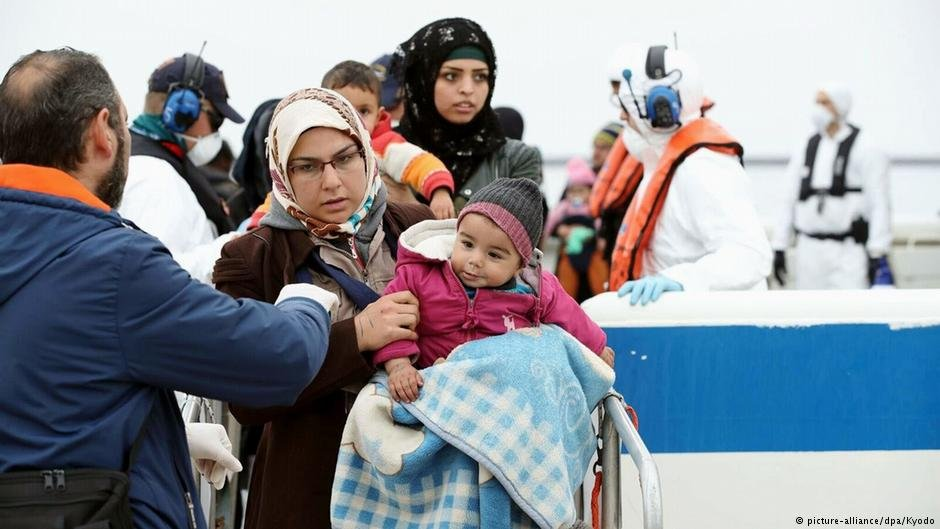 Migrants continue to arrive on the Greek Isles | Credit: Picture Alliance