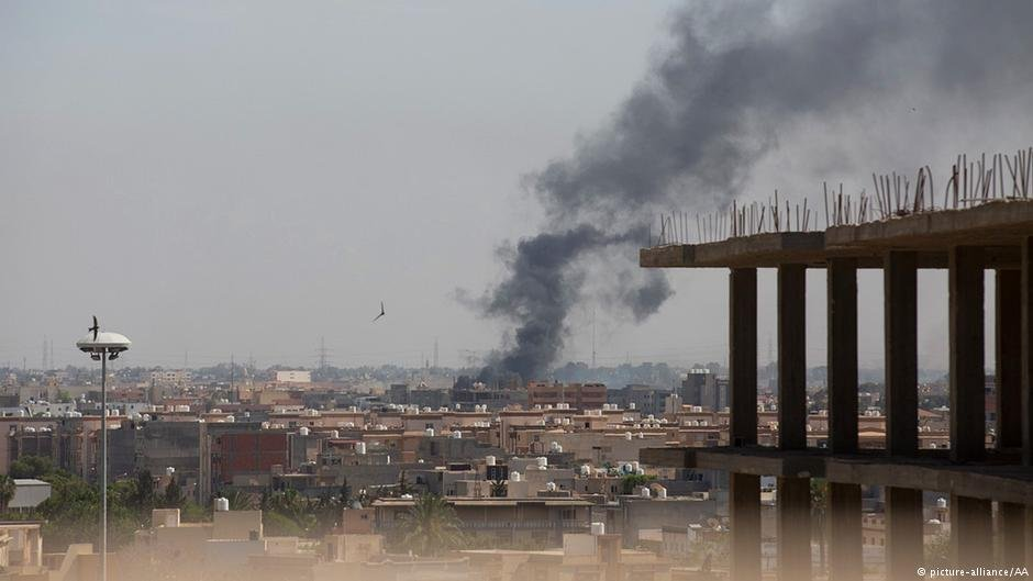 Tripoli Libye le 26 mai 2017