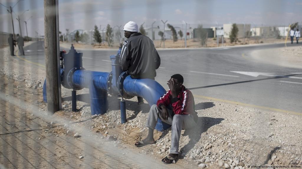 مهاجرين غير شرعيين السودان