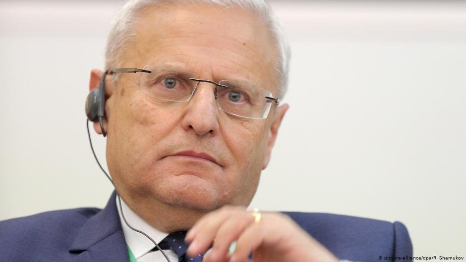 European Court of Auditors member Leo Brincat called for immediate remedial action | Photo: picture-alliance/dpa/R. Shamukov