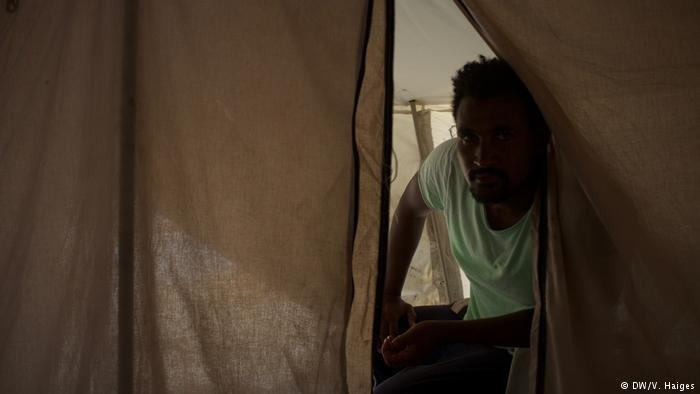 اللاجئون في جزيرة ليسبوس4