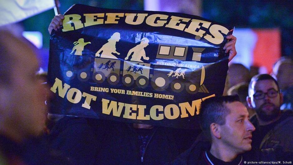 حزب «بدیل برای آلمان» در نظر دارد که پناهجویان سوریه به کشورشان باز گردند.