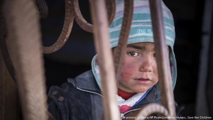 الصراع في سوريا يدفع الملايين للنزوح