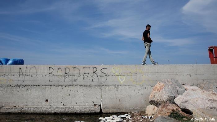 Pas de frontires en Grce
