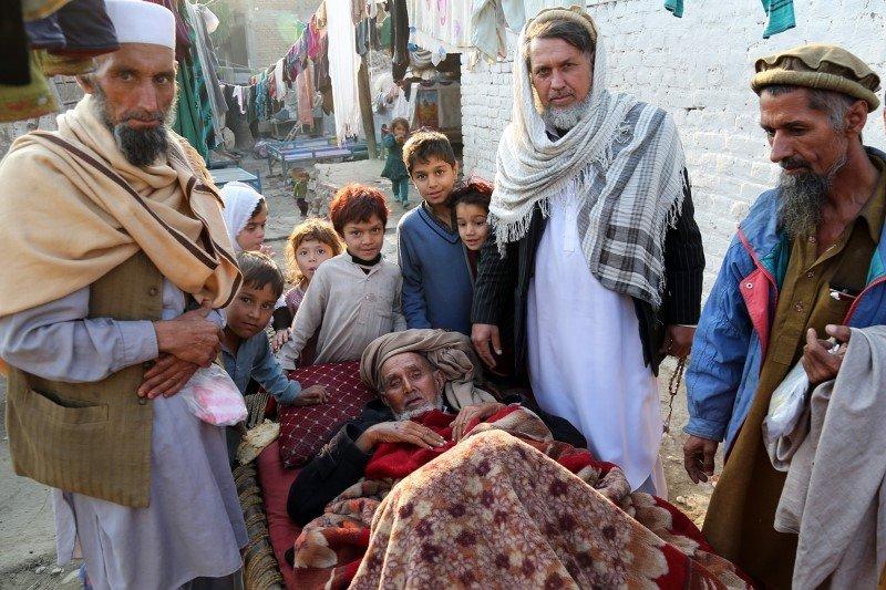 ستنېدو نه پس يوه افغانه کورنۍ د نوي چاپېريال سره ځان بلدوي، د مهاجرت نړیوال سازمان