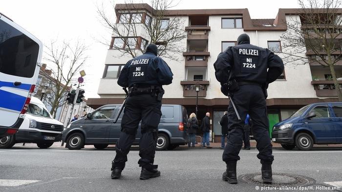 Police on patrol