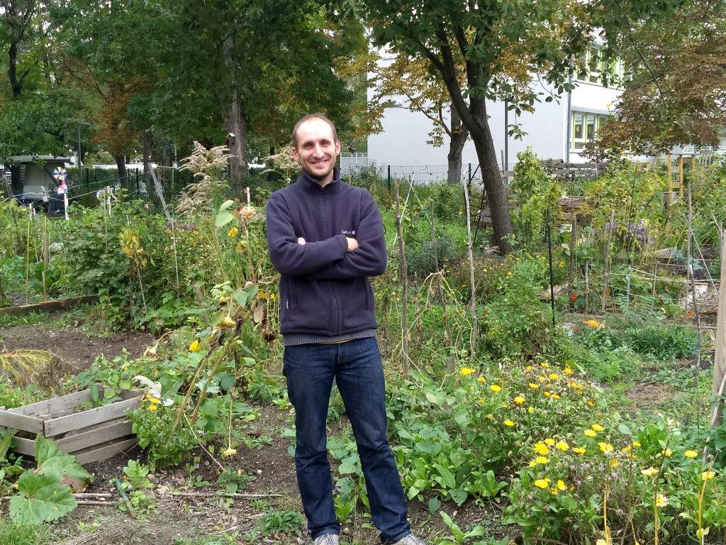 Chris Brisch International Garden Dresden  Photo Emma Wallis