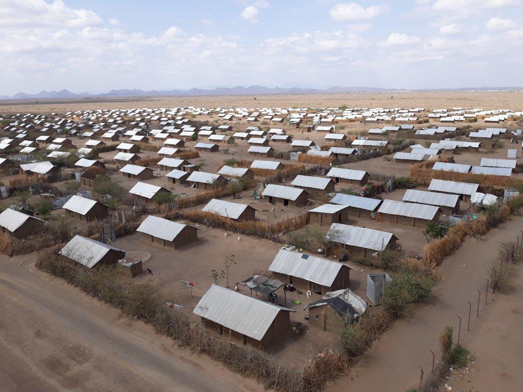 Sebastien Nemeth/RFI |Le camp de Kakuma, au Kenya, rassemble 186 000 personnes ayant fui 19 pays africains