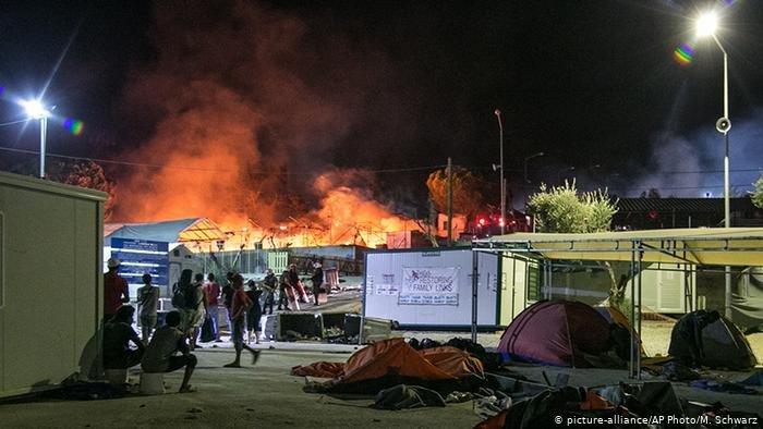 نيران الجحيم ـ تاريخ مخيم موريا