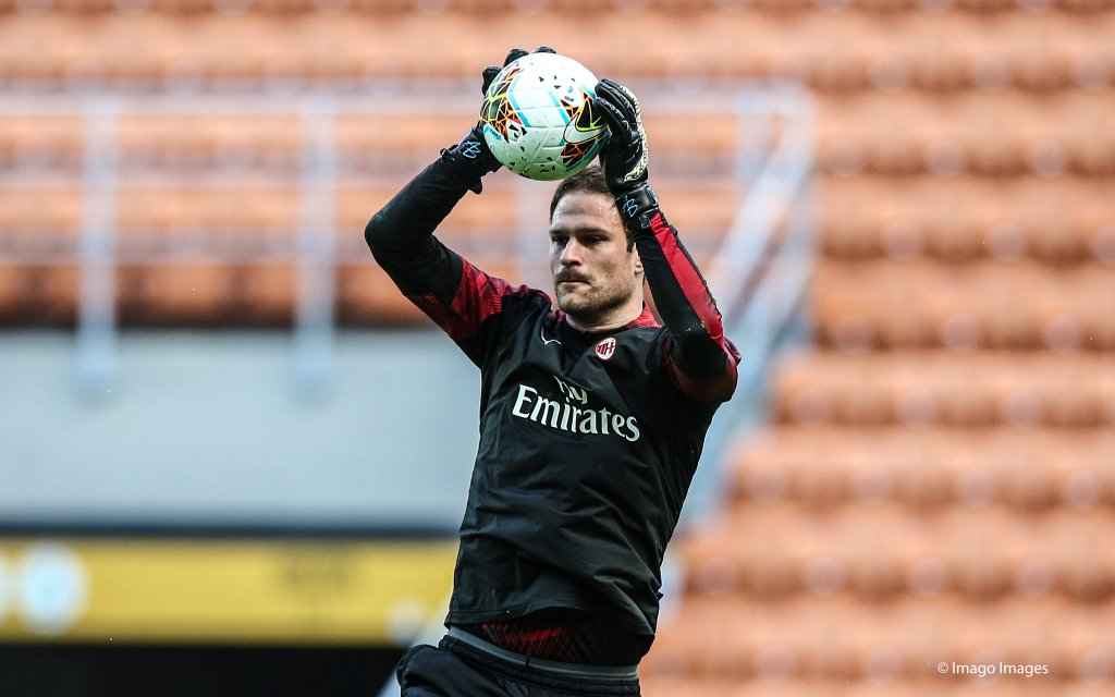 Footballer Asmir Begovic | Photo: IMAGO