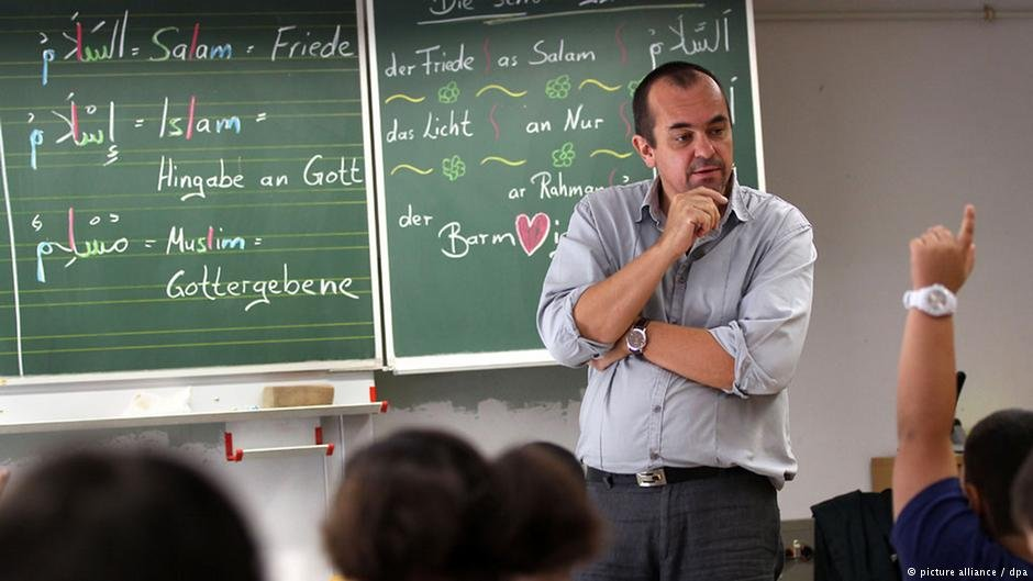 There aren't enough religion teachers to meet with current demand in Germany