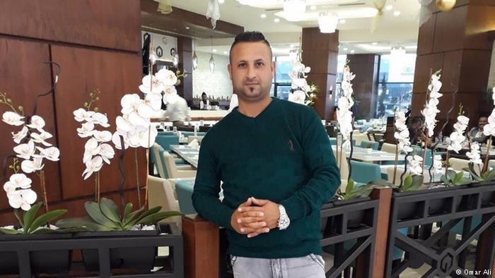 Omar Ali |عمر لاجئ عراقي سابق في ألمانيا