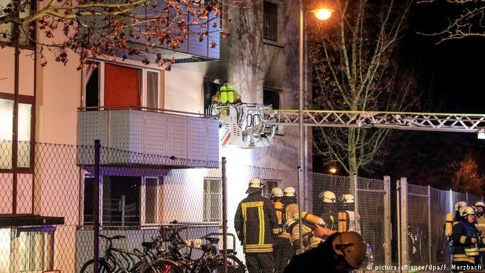 Migrant processing center in Bamberg | Photo: Picture-alliance/dpa/F.Merzbach