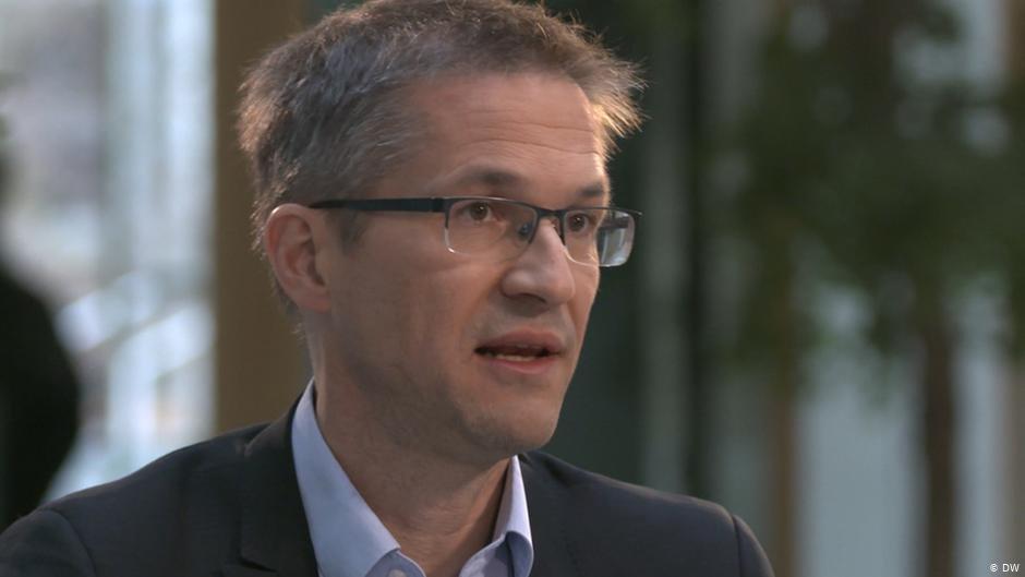 گرهارد کناوس، یکی از مهندسین توافقنامه اتحادیه اروپا