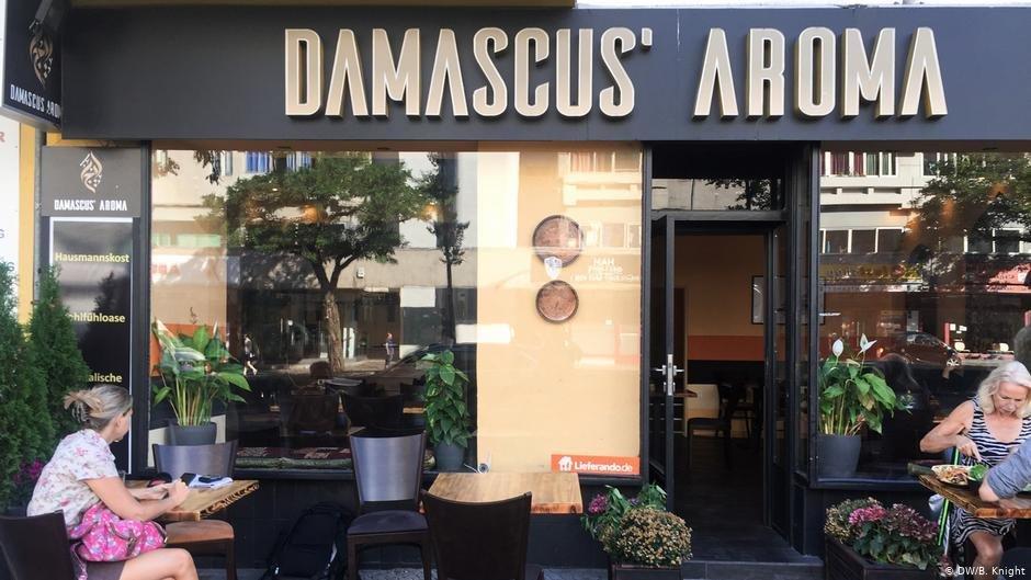 Malgr la crise sanitaire le restaurant de Samer et Arij  russi  sen sortir  Photo  DWBKnight