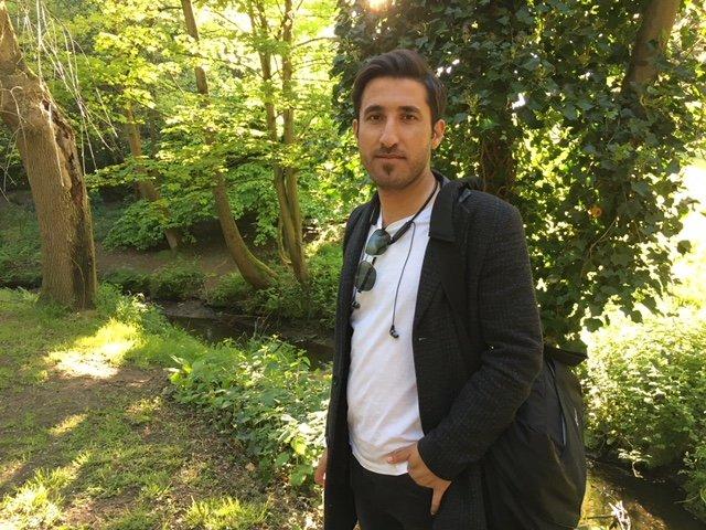 المهاجر الإيراني بريار . مهاجر نيوز