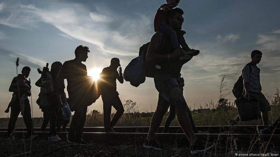 Migrant routes have shifted over the last three years