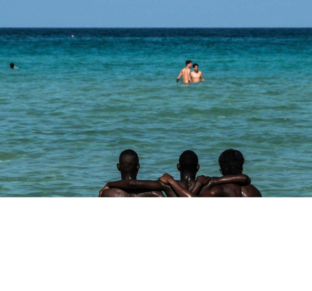 Looking at the Mediterranean Sea | Photographers from Studio 14-Novara