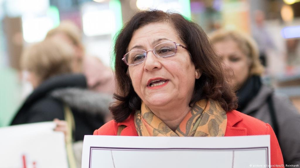 Mina Ahadi has been fighting for decades for the rights of people who decide to leave Islam