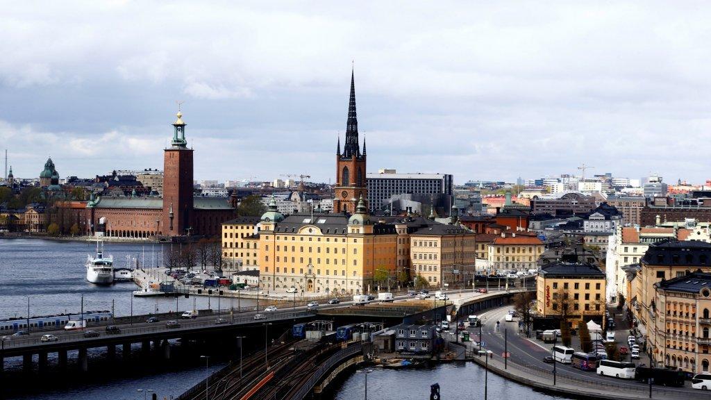 مشهد عام لمدينة  ستوكهولم / حقوق الصورة لوكالة رويترز