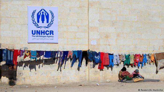 عکس از دویچه وله/ سازمان ملل روند ثبت نام پناهجویان را در ترکیه متوقف خواهد کرد.