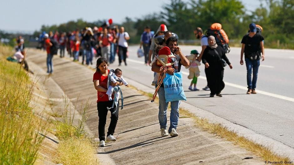 Germany is anxious to avoid a repeat of the refugee influx of 2015   Photo: Reuters/O.Orsal