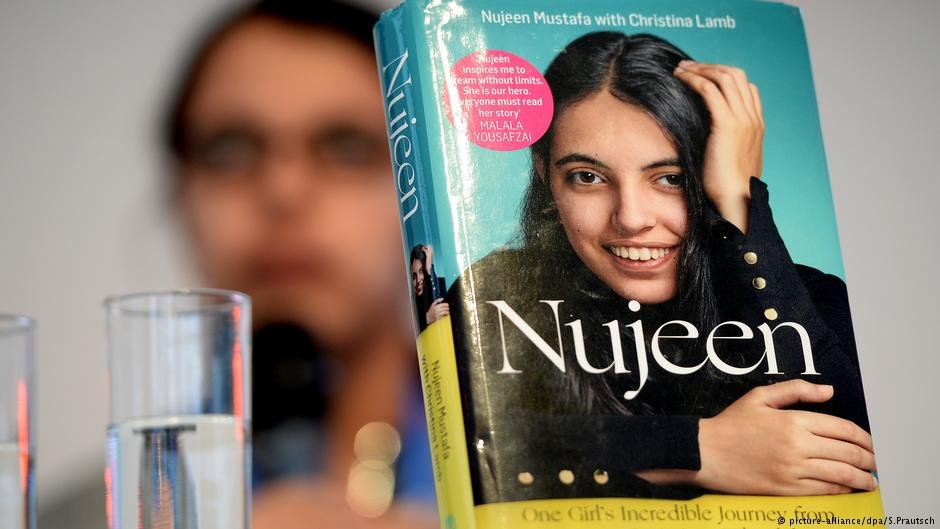 Nujeen Mustafa described her journey in a book published in 2016 | Credit: picture-alliance/dpa/S. Prautsch