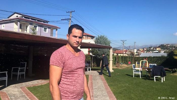 Ali Matwa says that Muslims and Christians get along well in Albania