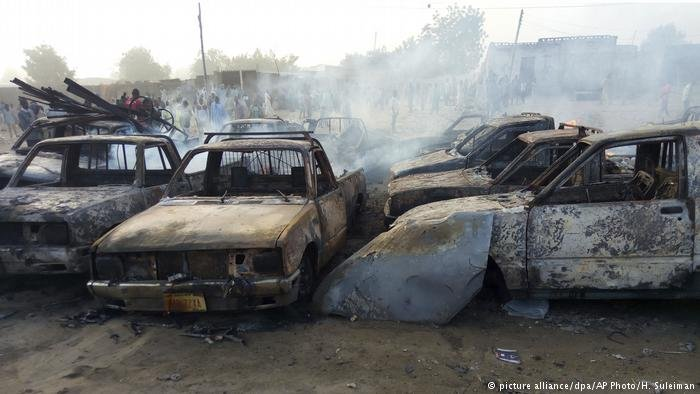 Les ravages causées par Boko Haram ont laissé des traces dans les esprits des habitants