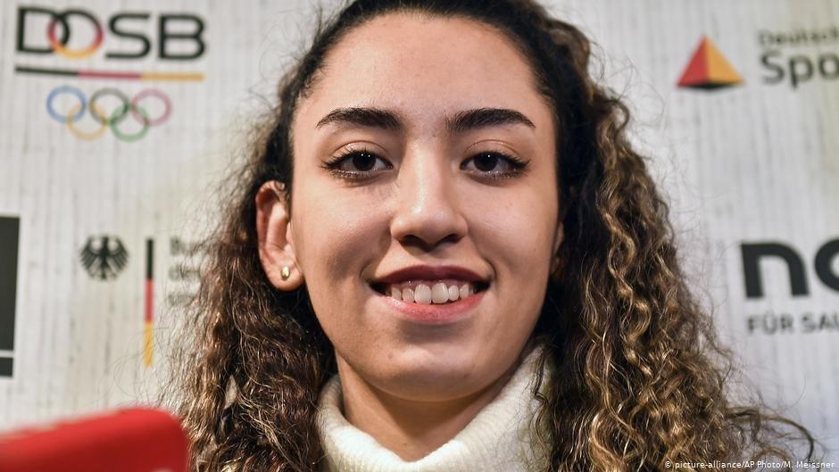 Lavenir est incertain pour Kimia Alizadeh  Photo picture-allianceAP PhotoM Meissner