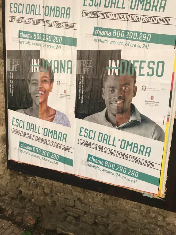 "ansa / مبادرة جديدة في إيطاليا تحمل اسم ""حياة حرة"""