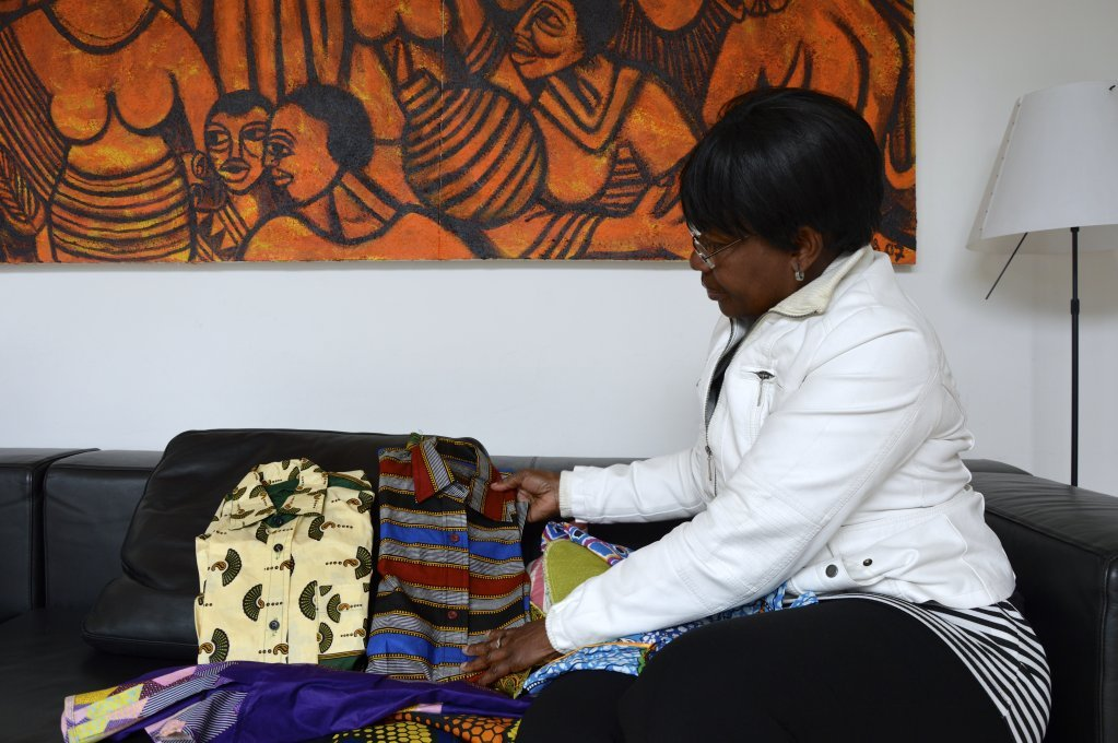 lda Kalenga left the DRC in 2014 Credit Mava Chicken  InfoMigrants