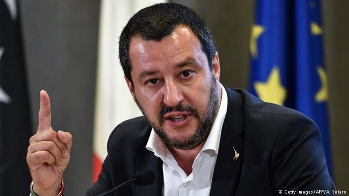 Interior Minister Matteo Salvini is cracking down on asylum-seekers and refugees in Italy