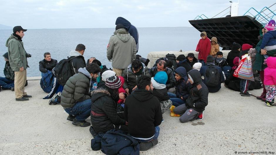 ۲۶۰۰ مهاجر افغان در استانبول بازداشت شده اند. عکس از آرشیف.