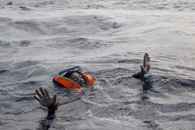 Alessio Paduano / AFP |Plus de 600 000 migrants en provenance du nord de l'Afrique ont rejoint les côtes italiennes lors des 4 dernières années.