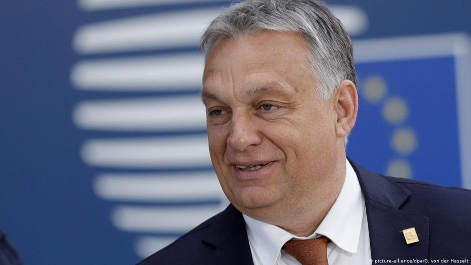 Hungarian Prime Minister Viktor Orban has no plans to backtrack on any of his anti-immigrant policies  COPYRIGHT picture-alliancedpa G von der Hasselt