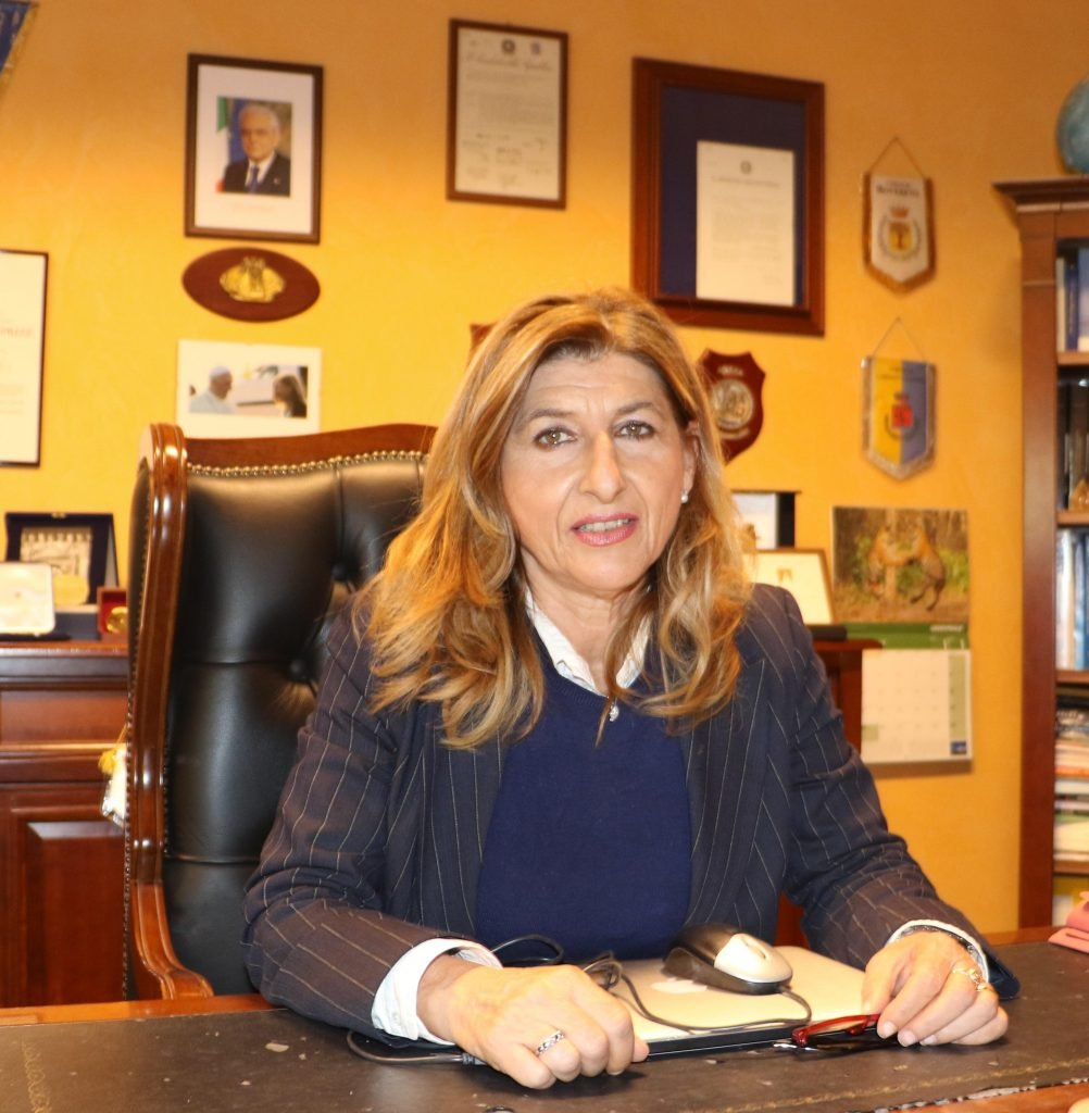 Giuseppina Nicolini, la maire de Lampedusa a reçu avec SOS Méditerranée le prix Félix Houphouët-Boigny. Crédit : Ansa