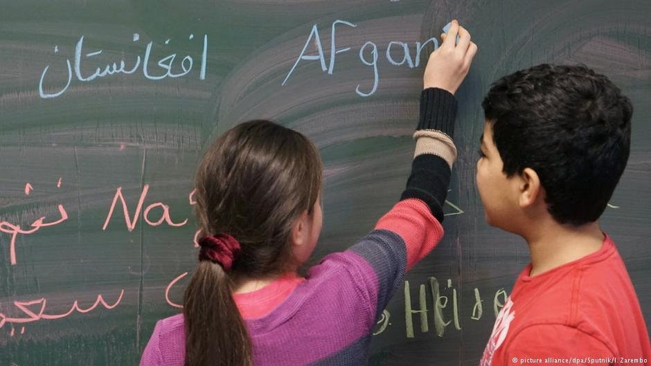 کودکان پناهجو در مکاتب آلمان