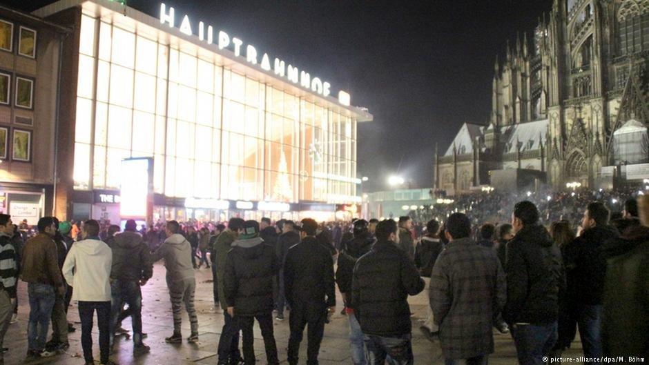 تغير المزاج العام تجاه اللاجئين في ألمانيا بعد أحداث رأس السنة في كولونيا 2015